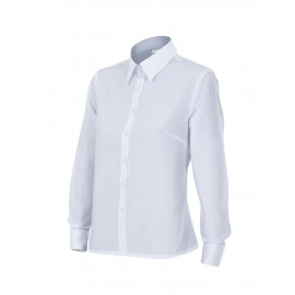 Camisa de mujer entallada Manga larga Velilla539