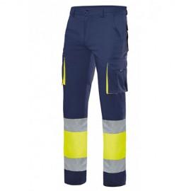 Pantalón de alta visibilidad elástico Velilla 303002S