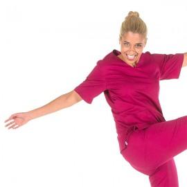 Pijama sanitario de Microfibra Garys 6096
