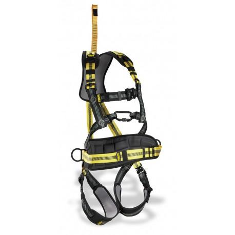 """Arnés mod. """"STEELTEC PRO"""". Arnés STEELTEC PRO con enganche dorsal y esternal con cinturón de posicionamiento y prolongador."""