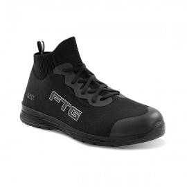 Bota de seguridad Black HIgh FTG S3 SRC